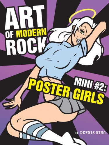 Cover of Art of Modern Rock  Mini  2 Poster Girls