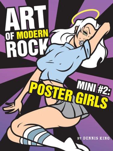 Cover of Art of Modern Rock  Mini  2 Poster Girls