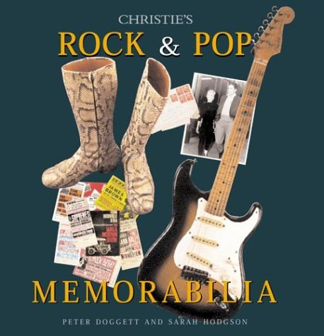 Cover of Christie s Rock and Pop Memorabilia