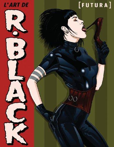 Cover of Futura  The Art of Rich Black