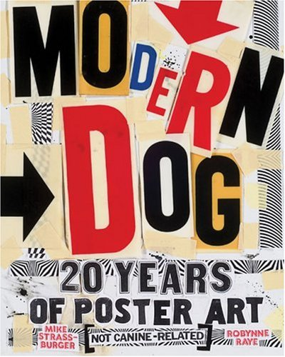 Cover of Modern Dog  20 Years of Poster Art