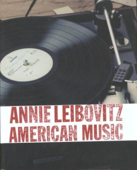 Cover of Annie Leibowitz  American Music