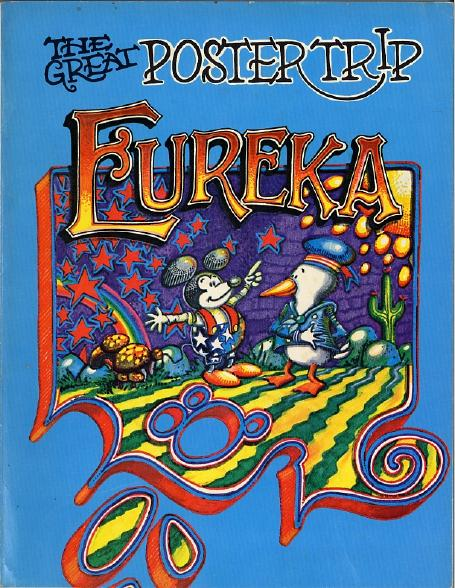 Cover of Eureka  The Great Poster Trip
