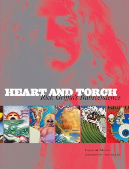 Cover of Heart   Torch   Rick Griffin s Transcendence