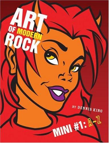 Cover of Art of Modern Rock  Mini  1  A Z
