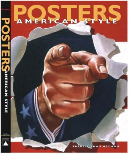 Cover of Posters American Style