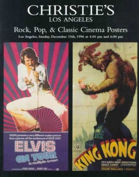 Cover of Rock  Pop  and Classic Cinema Posters  Christie s Los Angeles