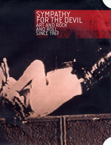 Cover of Sympathy for the Devil  Art and Rock and Roll Since 1967