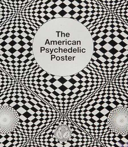 Cover of The American Psychedelic Poster