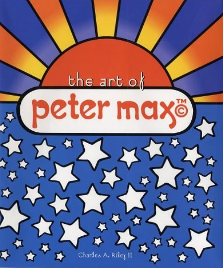 Cover of The Art of Peter Maxx