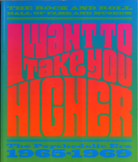 Cover of I Want to Take You Higher  Rock   Roll Hall of Fame   Museum